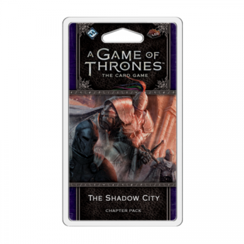 AGoT 2nd Edition: the Dance of Shadows 1 – The Shadow City – EN