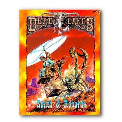 Deadlands: Smith & Robards – DE