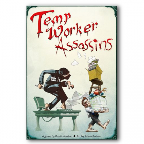 Temp Worker Assassins – EN