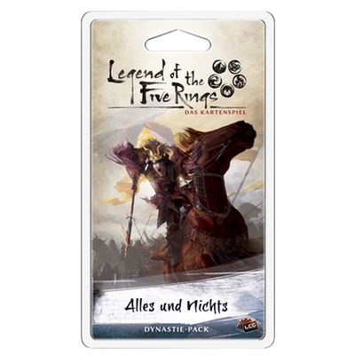 Legend of the five Rings: Elementar 5 – Alles und nichts – DE