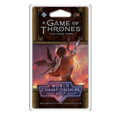 AGoT 2nd Edition: World Championship 2017 – EN