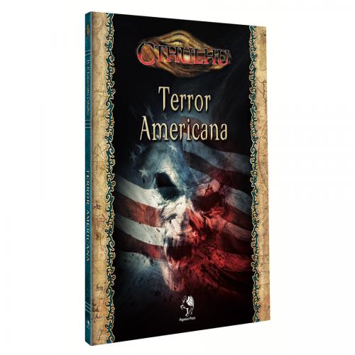 Cthulhu: Terror Americana (SC) – DE