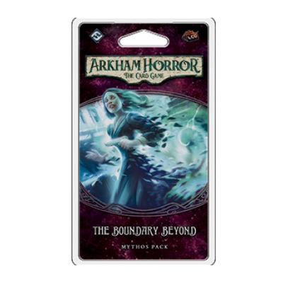 Arkham Horror LCG: The Forgotten Age 2 – the Boundary Beyond – EN