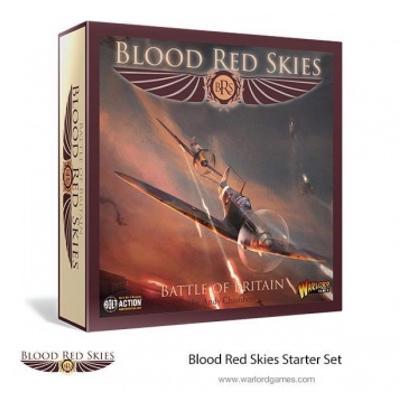 Blood Red Skies: Battle of Britain – EN