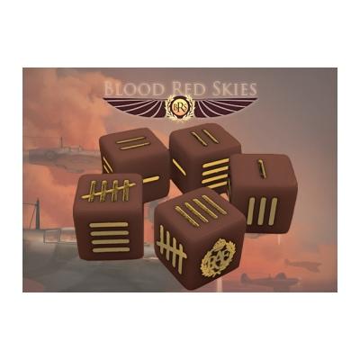 Blood Red Skies: British Dice