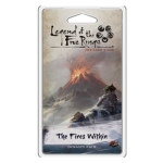Legend of the five Rings: Elemental 3 – The Fires Within – EN