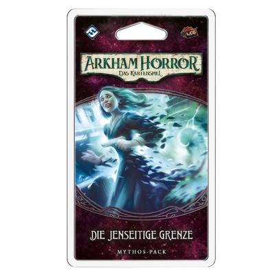 Arkham Horror LCG: das vergessene Zeitalter 2 – die jenseitige Grenze – DE