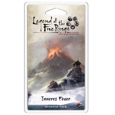 Legend of the five Rings: Elementar 3 – Inneres Feuer – DE