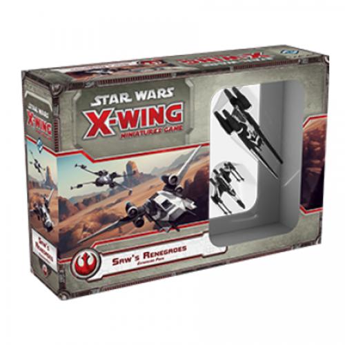 Star Wars X-Wing: Saw's Renegades – EN