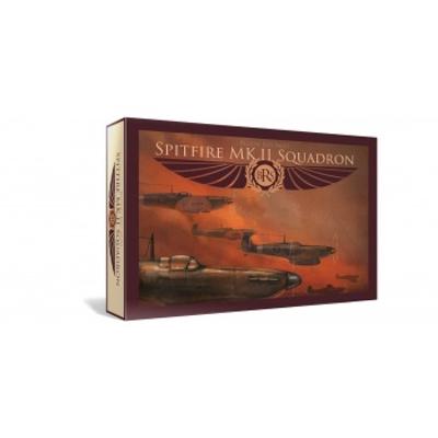 Blood Red Skies: British – Supermarine Spitfire MK.II – EN