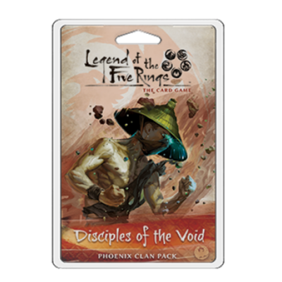 L5R: Phönix Clan – Disciples of the Void – EN