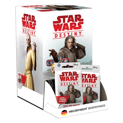 "Star Wars Destiny: Weg der Macht ""Display"" – DE"