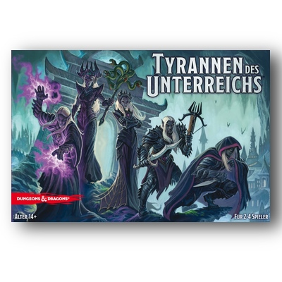Tyrannen des Unterreichs • D&D Brettspiel – DE