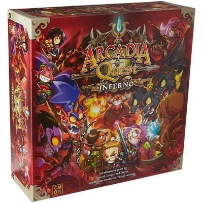 Arcadia Quest: Inferno – EN