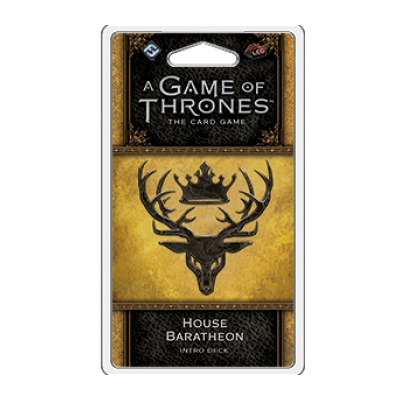 AGoT 2nd Edition: House Baratheon – EN