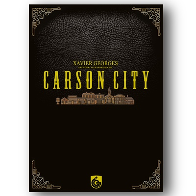 Carson City: Big Box – DE/EN
