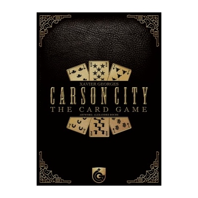 Carson City: The Card Game – DE/EN