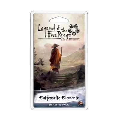 Legend of the five Rings: Elementar 6 – Entfesselte Elemente – DE