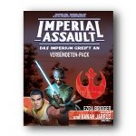 Star Wars Imperial Assault: Ezra Bridger & Kanan Jarrus – DE