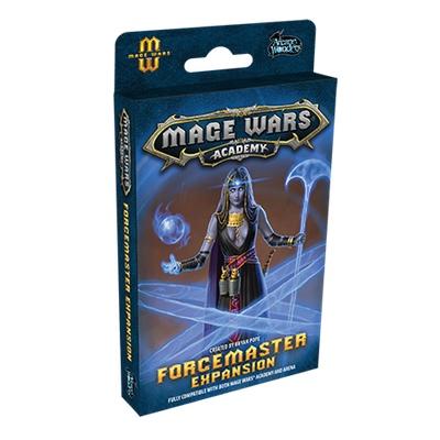 Mage Wars Academy: Forcemaster – EN
