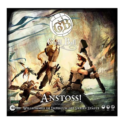 Guild Ball Anstoss! – DE