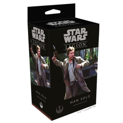 "Star Wars Legion: Han Solo ""Commander"" – DE/IT"