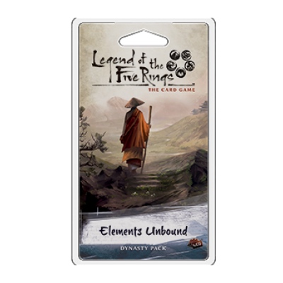 Legend of the five Rings: Elemental 6 – Elements Unbound – EN