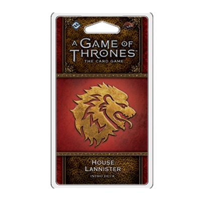 AGoT 2nd Edition: House Lannister – EN