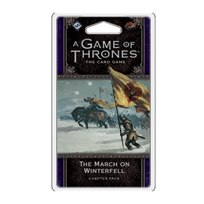 AGoT 2nd Edition: Dance of Shadows 2 – March on Winterfell – EN