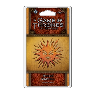 AGoT 2nd Edition: House Martell – EN