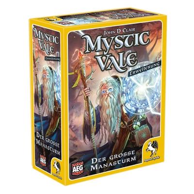 Mystic Vale: Der große Manasturm – DE