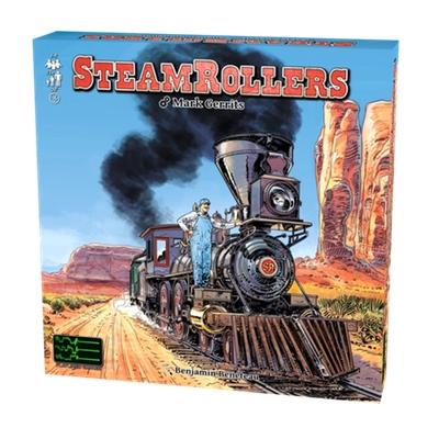 Steam Rollers – DE/EN
