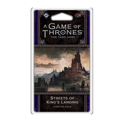 AGoT 2nd Edition: Dance of Shadows 3 – Streets of Kings Landing – EN