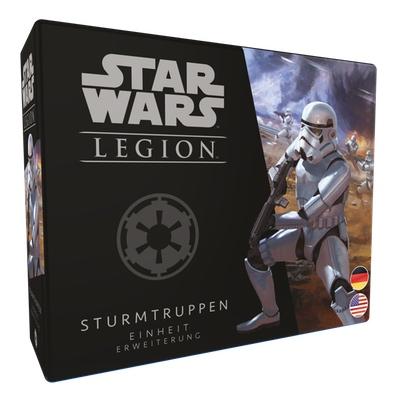Star Wars Legion: Sturmtruppen – DE/EN