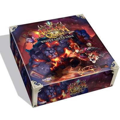 Arcadia Quest: Whole Lotta Lava – EN