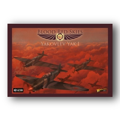 Blood Red Skies: Soviet – Yakovlev Yak1 Squadron – EN