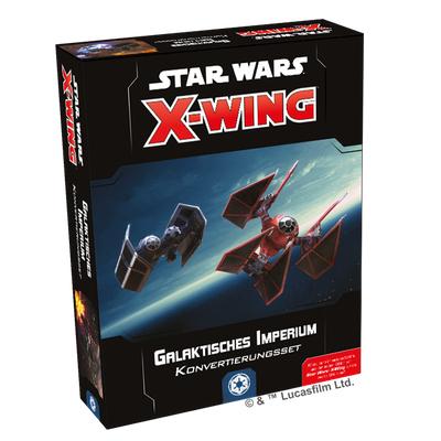 Star Wars X-Wing 2.Edition: Galaktisches Imperium Konvertierungsset – DE