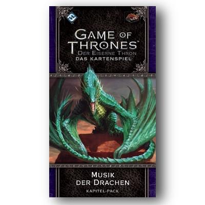 AGoT 2. Edition: Tanz der Schatten 4 – Musik der Drachen – DE