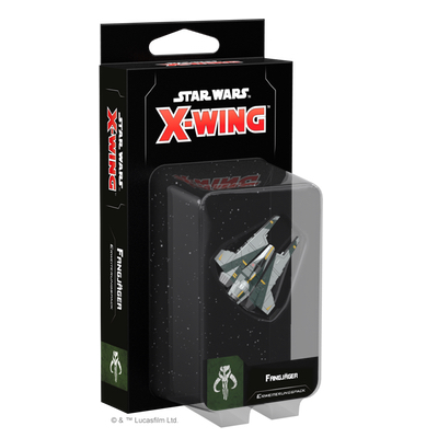 Star Wars X-Wing 2.Edition: Fangjäger – DE
