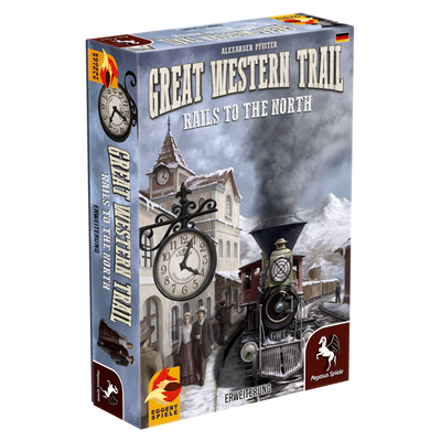 Great Western Trail: Rails to the North – DE