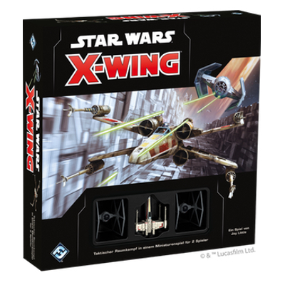 Star Wars X-Wing 2.Edition: Grundspiel – DE