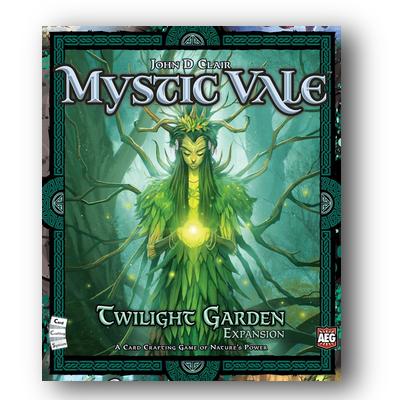 Mystic Vale: Twilight Garden – EN
