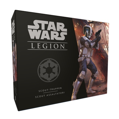 Star Wars Legion: Scout Truppen – DE/IT