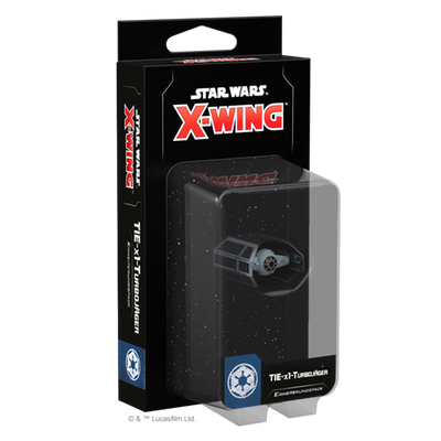 Star Wars X-Wing 2.Edition: TIE-x1-Turbojäger – DE