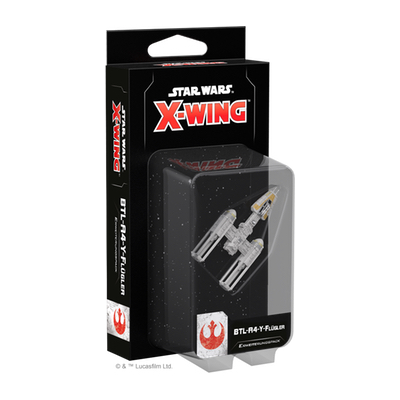 Star Wars X-Wing 2.Edition: BTL-A4-Y-Flügler – DE