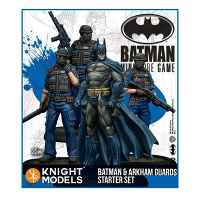 Batman/DC Miniature Game: Starter Set Batman – EN