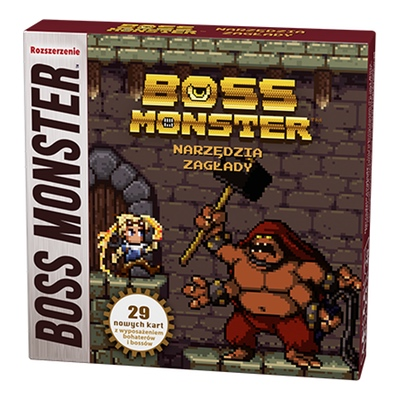 Boss Monster: Implements of Destruction – EN