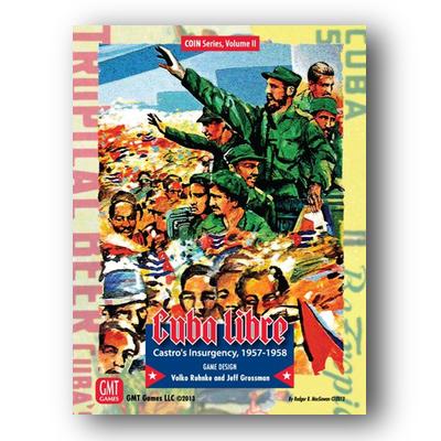 Cuba Libre (3rd printing) – EN