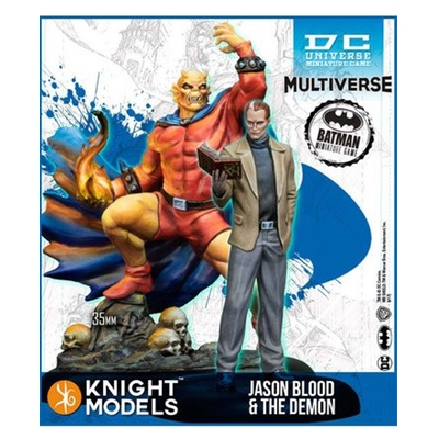 Batman/DC Miniature Game: Jason Blood & Demon – EN