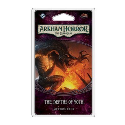 Arkham Horror LCG: The Forgotten Age 5 – The Depths of Yoth – EN